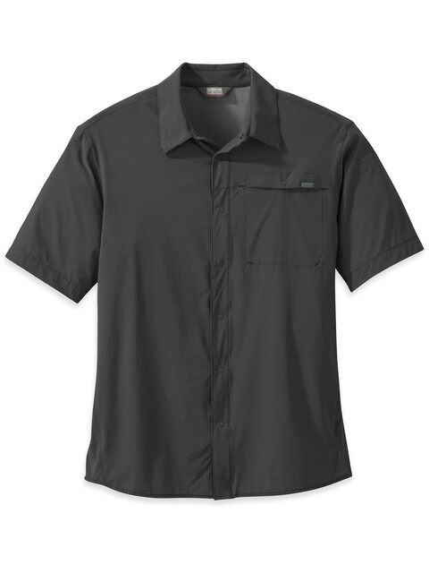 Outdoor Research M's Astroman S/S Sun Shirt Charcoal